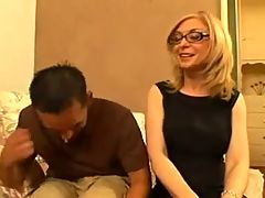 Mature Woman Squirts For Young Guy F70